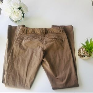 Columbia Women's Pants Tan/Brown Size 4
